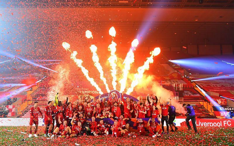 Liverpool enter the 2020-21 Premier League season as the defending champions