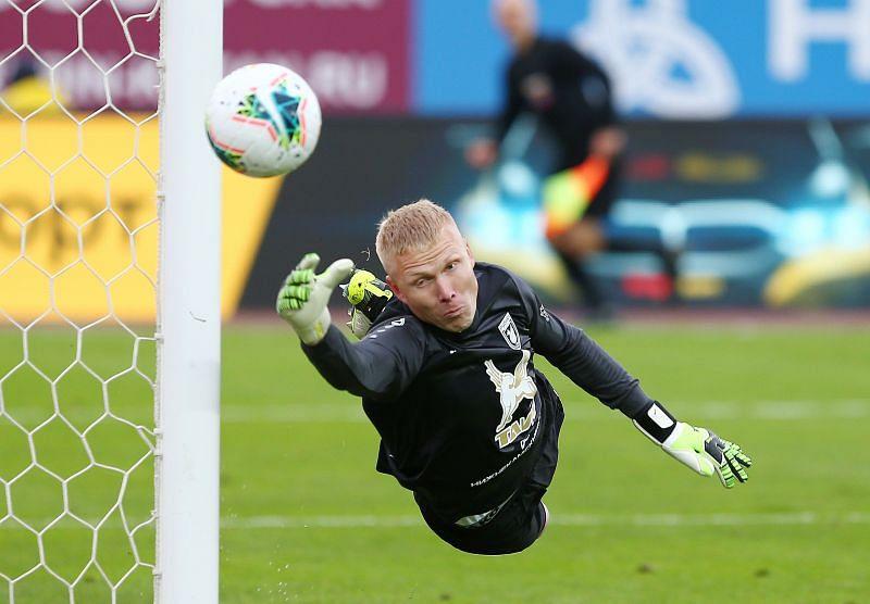 Yuri Dyupin is back for Rubin Kazan