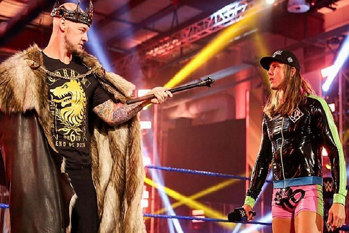 Reason why WWE took a shot at Matt Riddle's marriage reported thumbnail