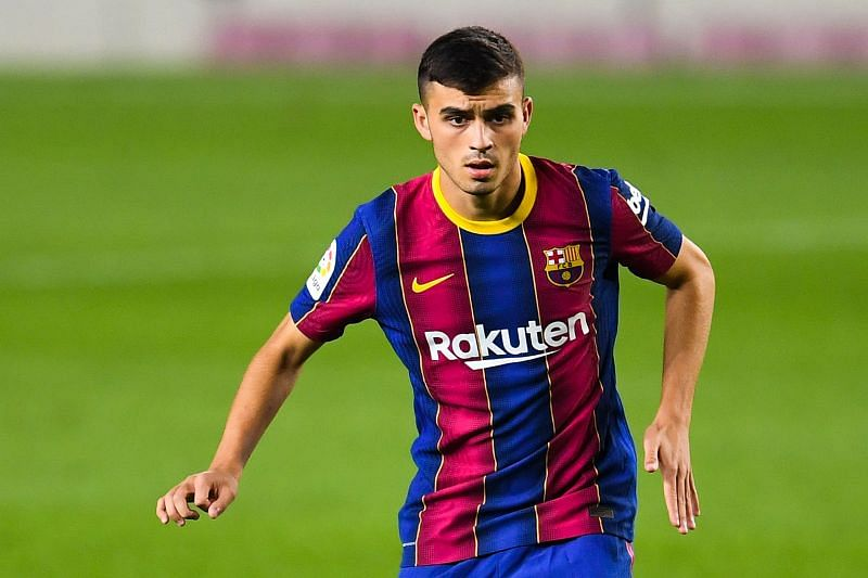 Pedri looked impressive during his substitute appearance for Barcelona.