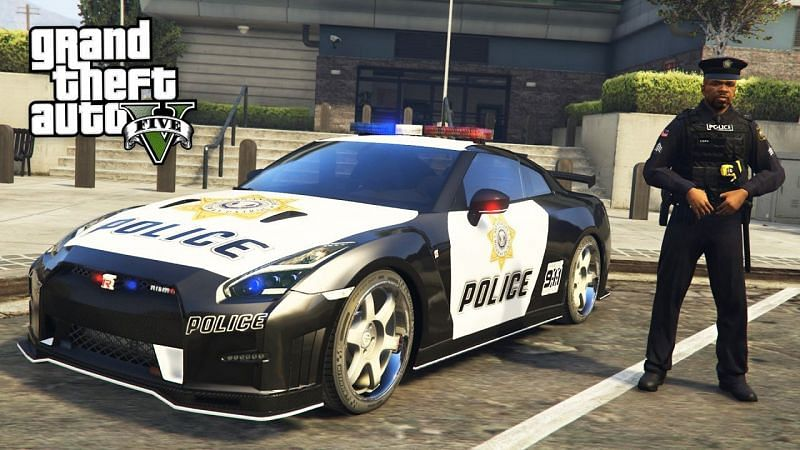 Gta 5 How To Be A Cop In The Game