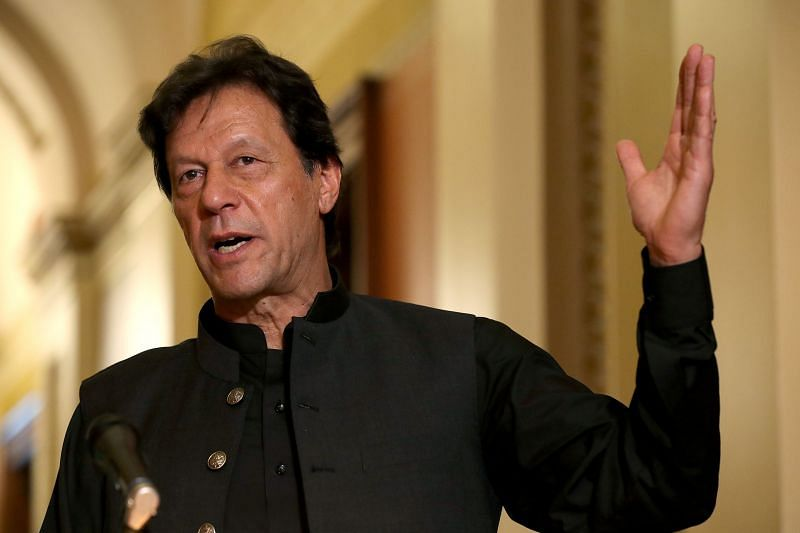 Imran Khan is the Prime Minister of Pakistan at the moment