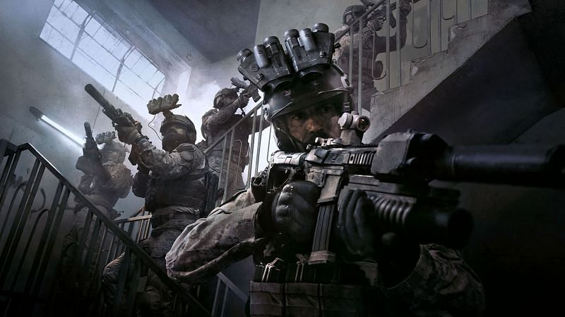 There are certain games in the Call of Duty franchise that stand above the rest in terms of quality (Image Credit: Infinity Ward)