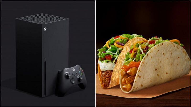 Taco Bell is offering you a chance to win an Xbox Series X.