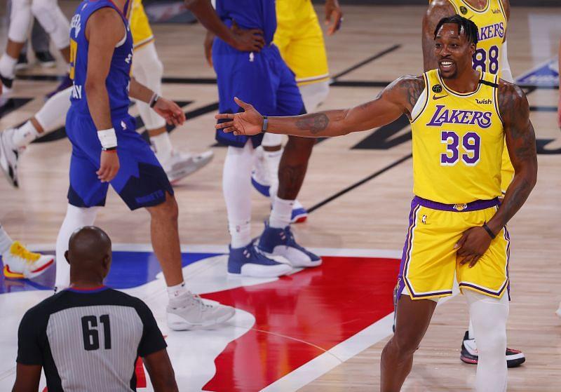 Denver Nuggets v Los Angeles Lakers - Game One