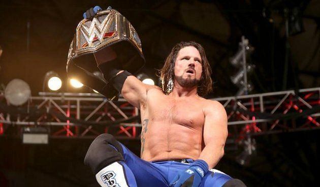 AJ Styles will be retiring from the business sooner rather than later