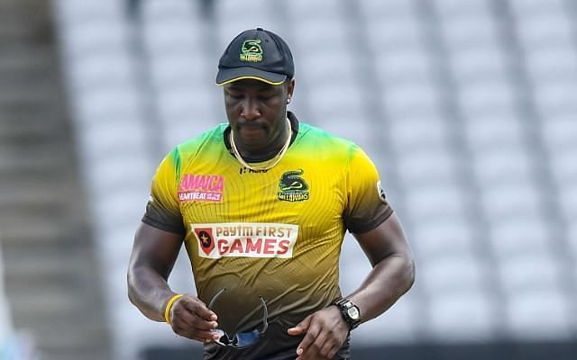 Andre Russell should bat higher up the order in the upcoming CPL match