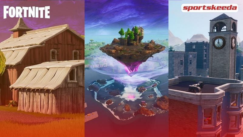 The old point of interests might make a return in the current season of Fortnite
