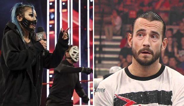 RETRIBUTION and CM Punk