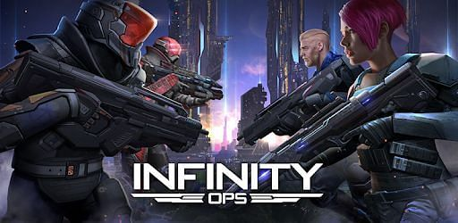 Infinity Ops: Online FPS (Image Courtesy: Google Play)