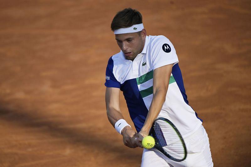 Filip Krajinovic is the only man to beat Novak Djokovic in 2020