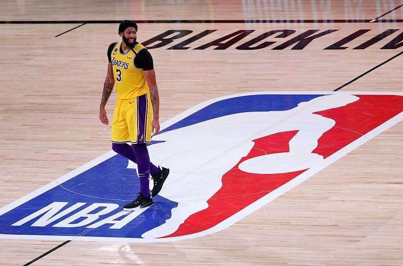 NBA Trade Rumors:Anthony Davis can opt out and become a free agent this off-season