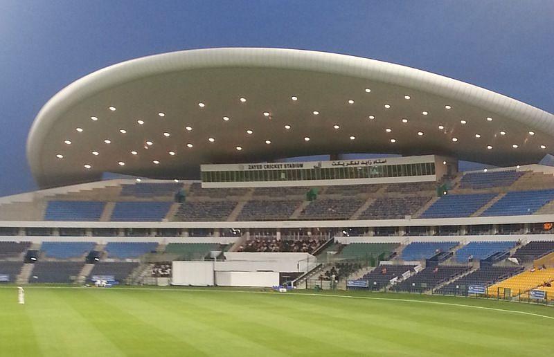 अबुधाबी स्टेडियम