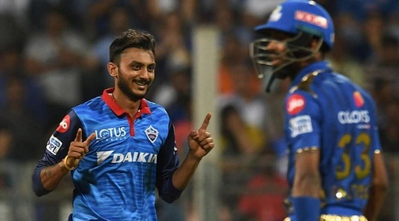 Axar Patel recently made his Test debut for India