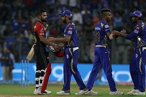 The Mumbai Indians will take on the Royal Challengers Bangalore in the next IPL match.