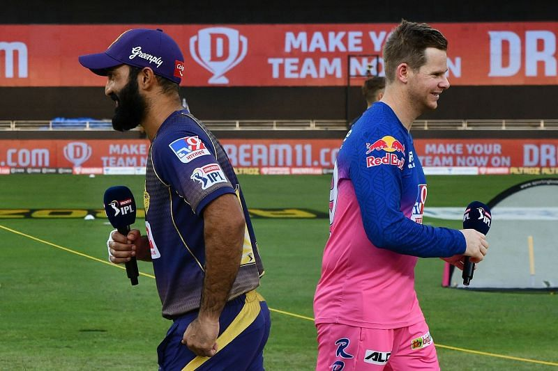 Steve Smith won the toss and elected to field [PC: iplt20.com]
