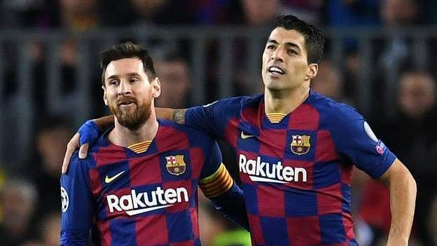 Messi slammed Barcelona hierarchy over Suarez