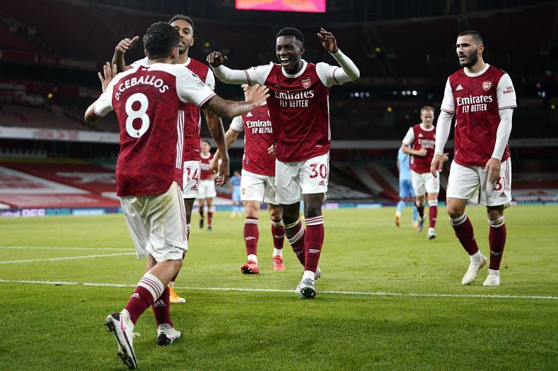 Arsenal secured a win against West Ham United on Saturday