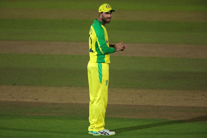 Glenn Maxwell would be raring to go against England