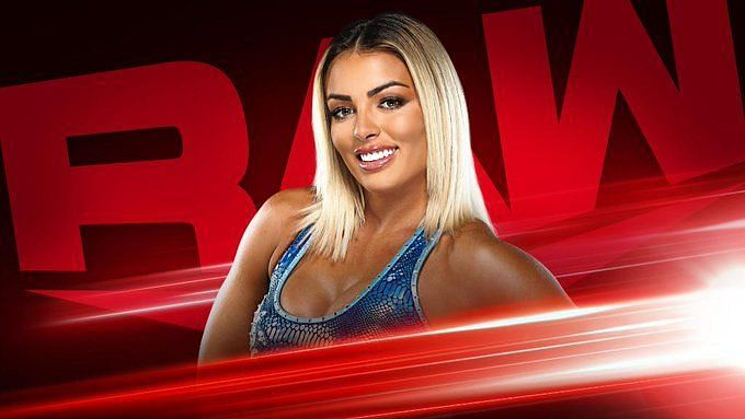 The Miz announced that Mandy Rose will be moving to RAW on Talking Smack