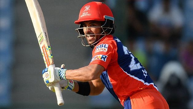 JP Duminy is the leading run-scorer for DC in the UAE.