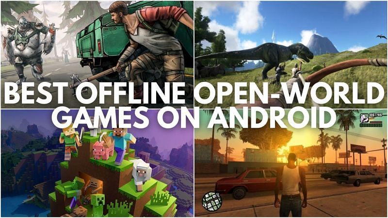 5 best offline open-world games on Android