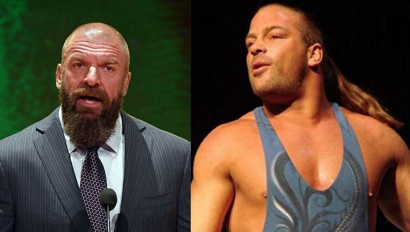 Triple H has been a key figure in WWE; Rob Van Dam has been working with WWE