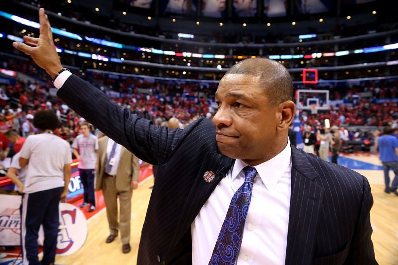 Doc Rivers is among the best black NBA coaches in the league history