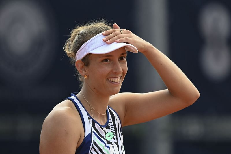Elise Mertens has been in great form ever since the resumption of tennis.