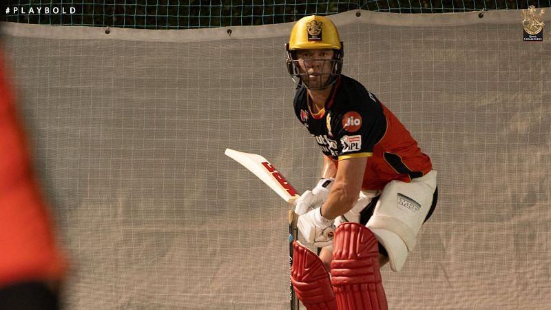 AB de Villiers spoke about RCB