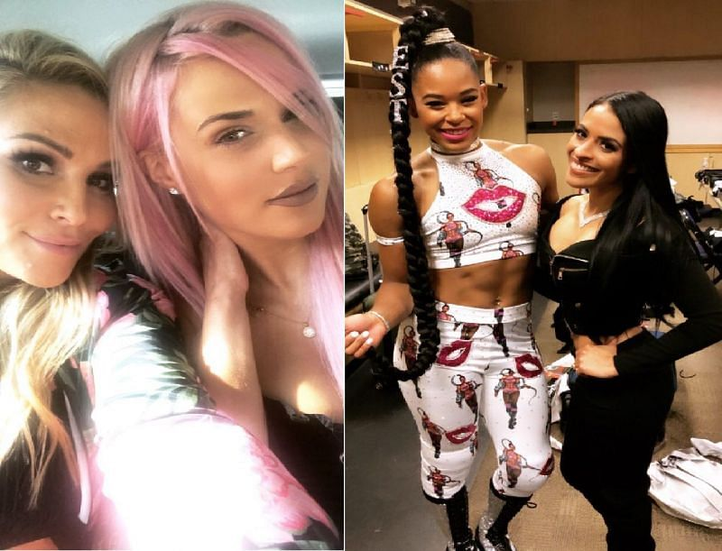 Despite the introduction of more Championships, many WWE women have still been overlooked