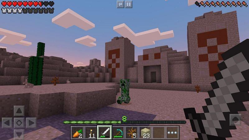 Minecraft (Image credits: APKPure.com)