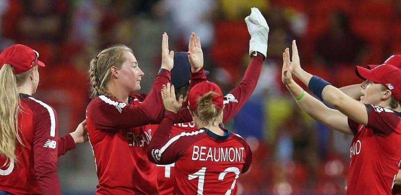 इंग्लिश महिला टीम