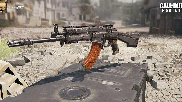 The KN-44 (Image Credit: Gurugamer)