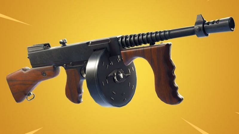 The Drum Gun in Fortnite was easily among one of the most controversial weapon