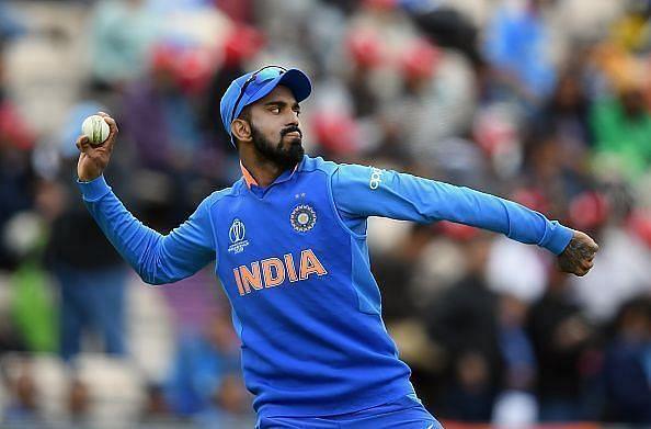 KL Rahul had led India on the field after Rohit Sharma