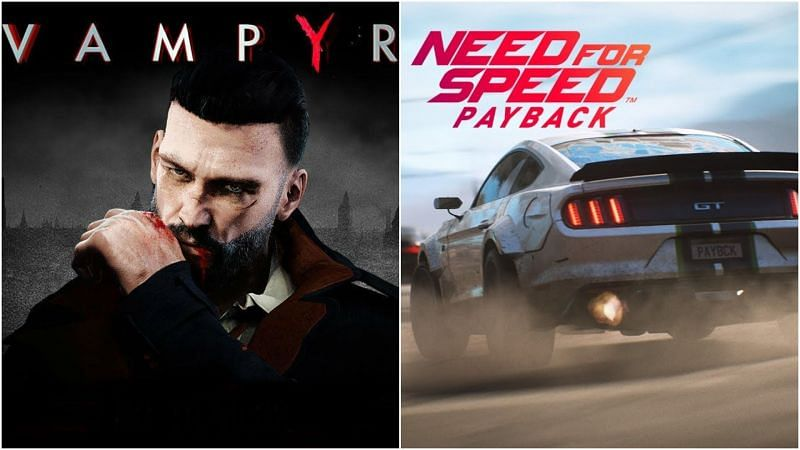 PlayStation Plus is adding Need for Speed Payback and Vampyr as free games for October