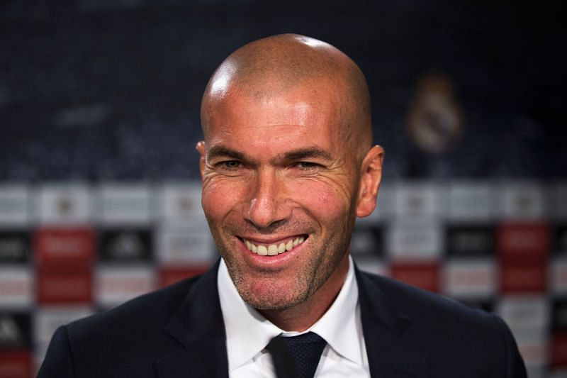 Real Madrid manager Zinedine Zidane has a plan in place to oversee a rebuild