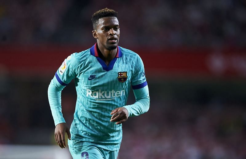 Nelson Semedo could be on his way out of Barcelona this summer