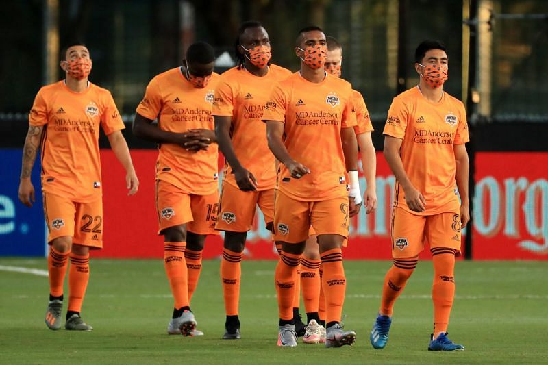 Houston Dynamo welcome Minnesota United at the BBVA Stadium on Saturday for a second time this month.