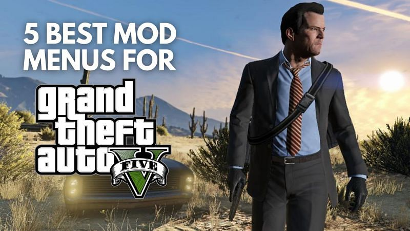 Five best mod menus for GTA 5