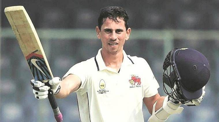 Siddhesh Lad plays for Mumbai in the domestic circuit. Image Credits: Sportstar