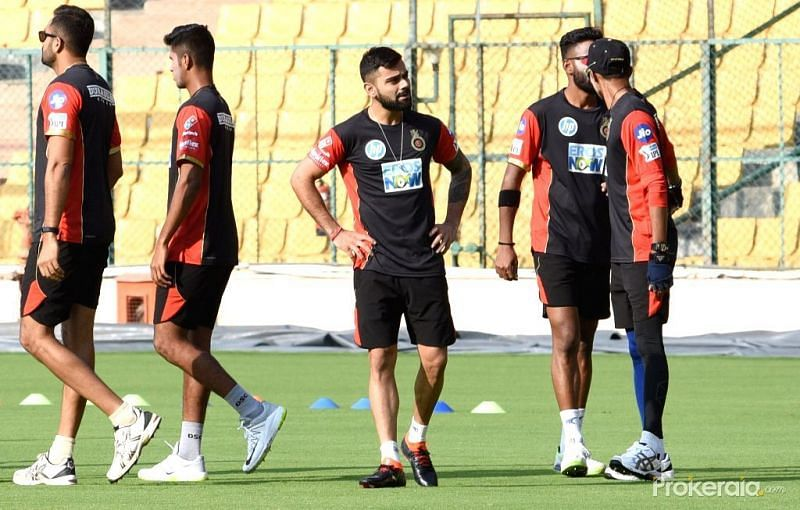 RCB have roped in two UAE players as net bowlers ahead of IPL 2020. (Image Credits: Prokerala)