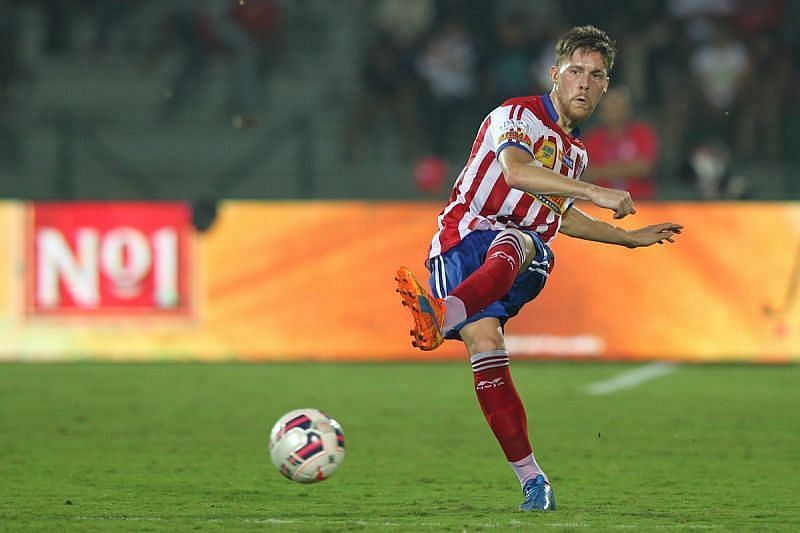 Tiri had previously played for ATK in the 2015 and 2016 seasons of the Indian Super League