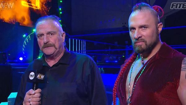 Jake Roberts has discussed his partnership with Lance Archer in AEW
