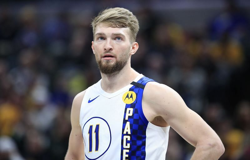 Sabonis made his first All-Star appearance this season