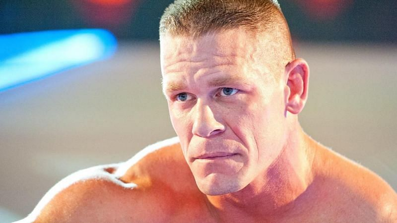 John Cena has been one of the names associated with the top-level in WWE for the better part of two decades