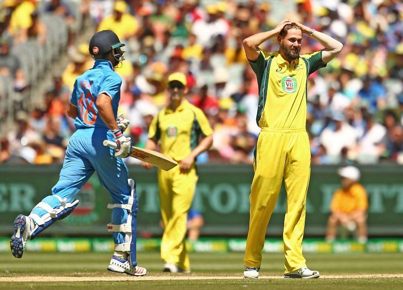 Kane Richardson was set to play under Virat Kohli in IPL 2020