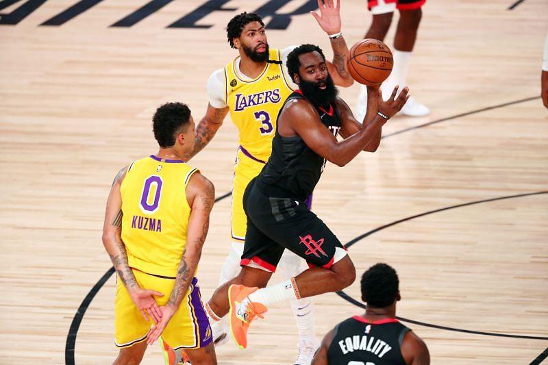 Houston Rockets Vs La Lakers Prediction Match Preview September 4th 2020 Game 1