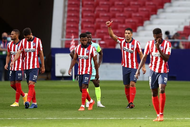 Atletico Madrid will face Huesca in their second match of La Liga